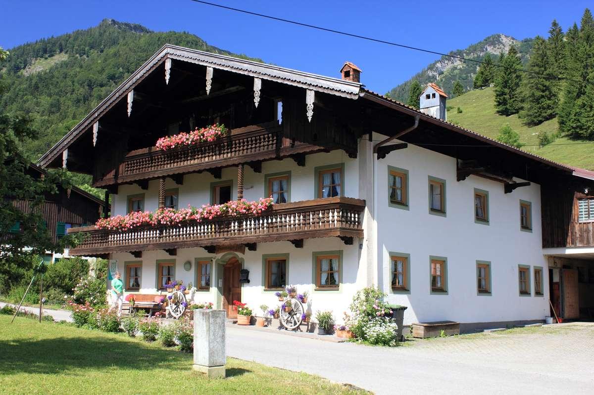 Hamberger Hof außen