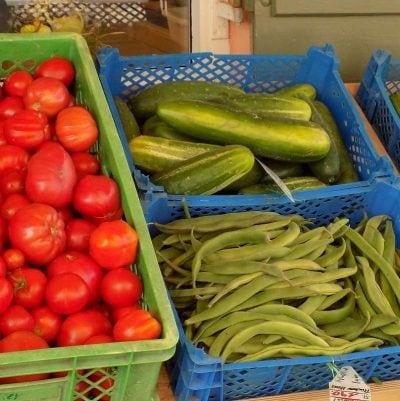 Kasten Gemüse 2